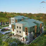 Dom za stare Beograd - Uredjena okolina doma
