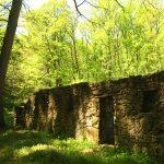 Dom za stare Beograd - Ostaci manastira Kasteljan