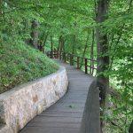Dom za stare Beograd -  Staza za rekreaciju