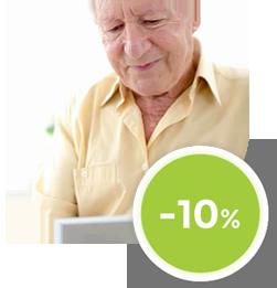 promotivne cene - 10% popust